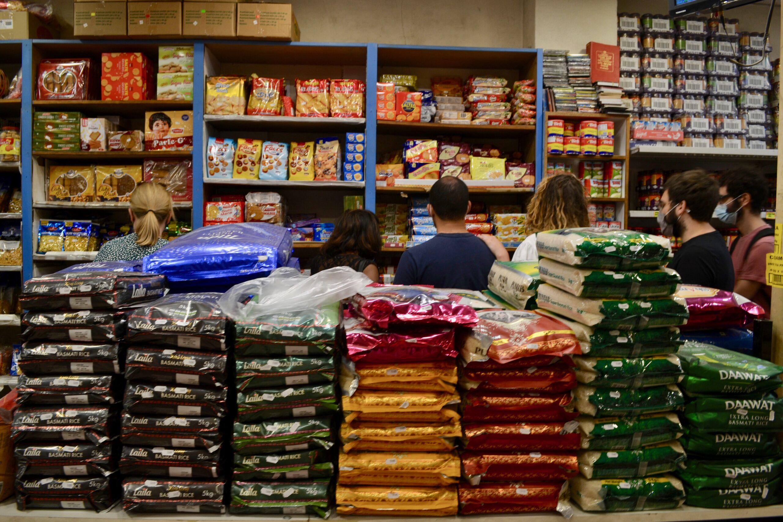 Supermarché_La Chapelle_Indien